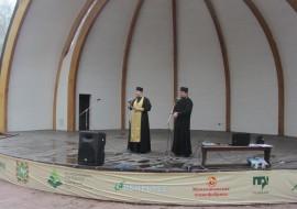 Студенты ТЭЮИ приняли участие в концертной программе «Посвящение казакам»