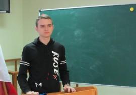 Первый выпуск по специальности «Правоохранительная деятельность»