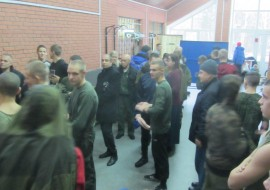 Межрегиональный фестиваль «На страже безопасности и чести» 2 день