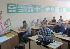 Студенты ТЭЮИ получили сертификаты от Администрации Томской области