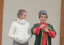 Подготовка номера к празднованию 435-летия Приобскому казачеству